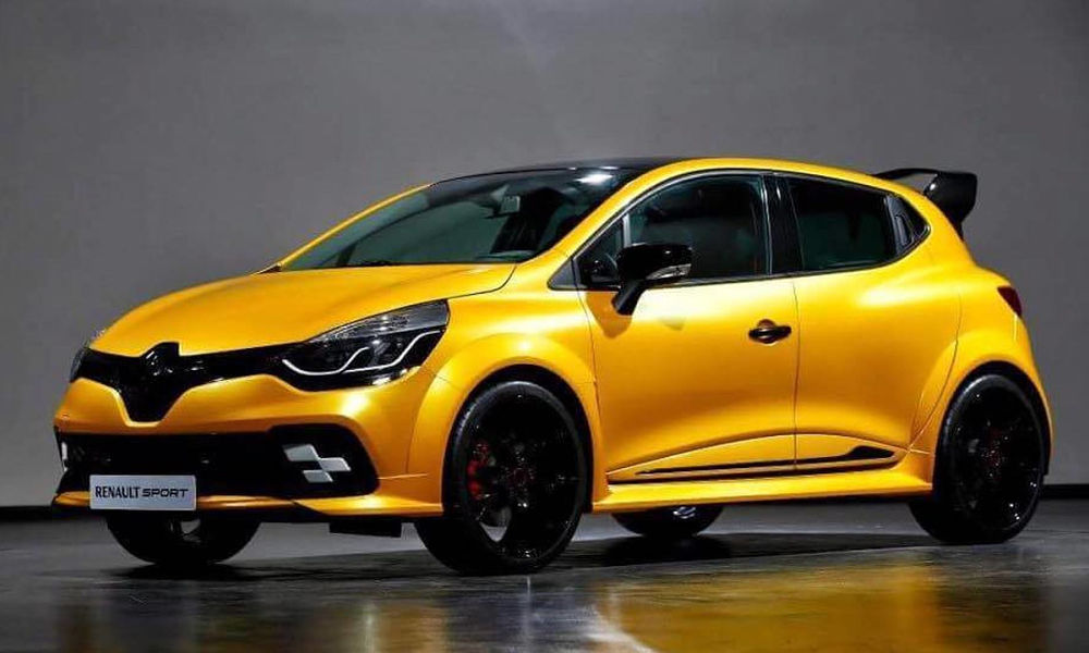 Hotter Renault Clio Rs 16 On The Way Car Magazine