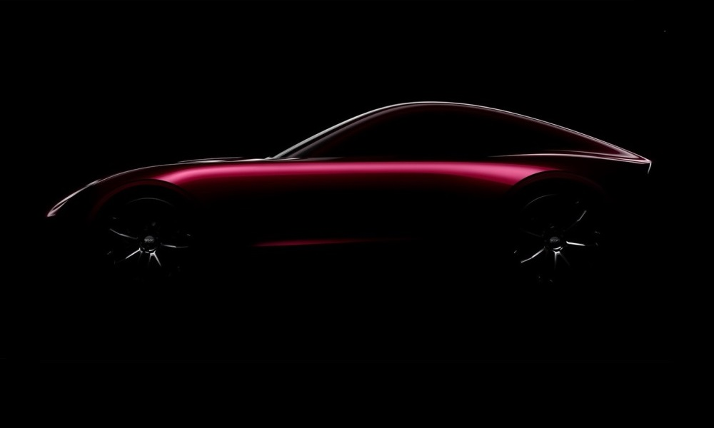 Here's a sneak peek at the next TVR