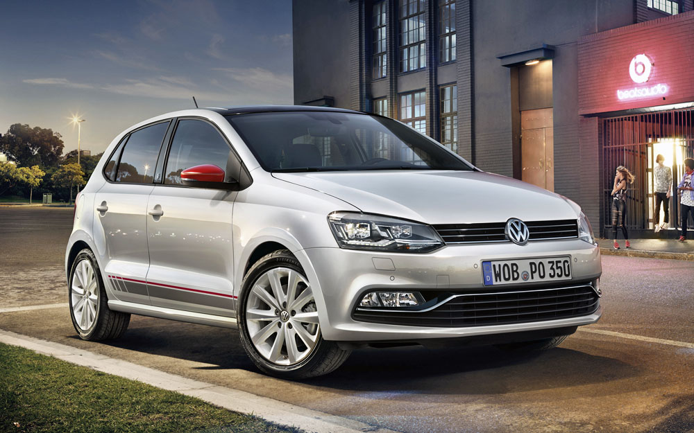 new volkswagen polo beats edition heading to sa car magazine. Black Bedroom Furniture Sets. Home Design Ideas
