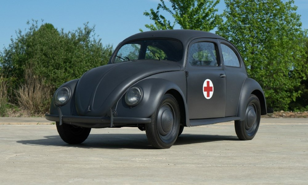 Buy this KdF Type 60 Beetle for only R4.5mil