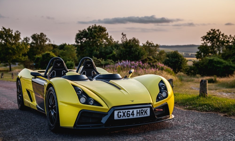 Elemental Rp1 Roadster to make its debut at Goodwood