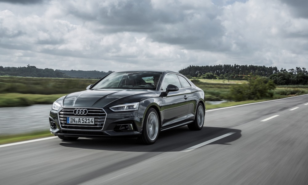 Audi A5 offers comfort and luxury