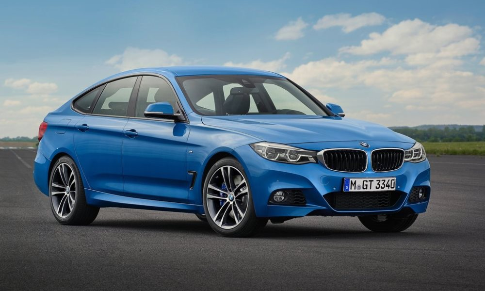 BMW 3 Series GT Facelifted