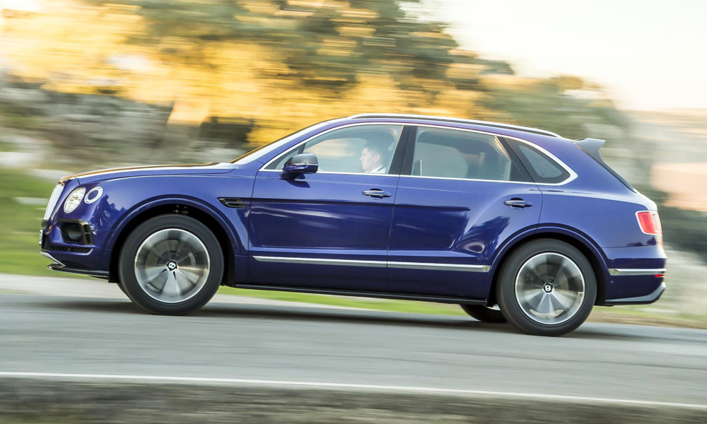 here 39 s how much bentley bentayga will cost in sa car magazine. Black Bedroom Furniture Sets. Home Design Ideas