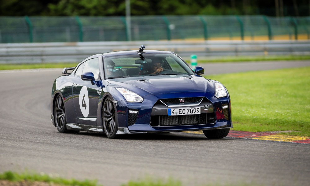 Driven: Nissan GT-R (MY17)