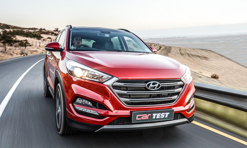 road test hyundai tucson 1 6 t gdi elite dct awd car. Black Bedroom Furniture Sets. Home Design Ideas