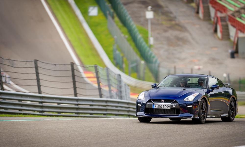 Driving Circuit de Spa-Francorchamps