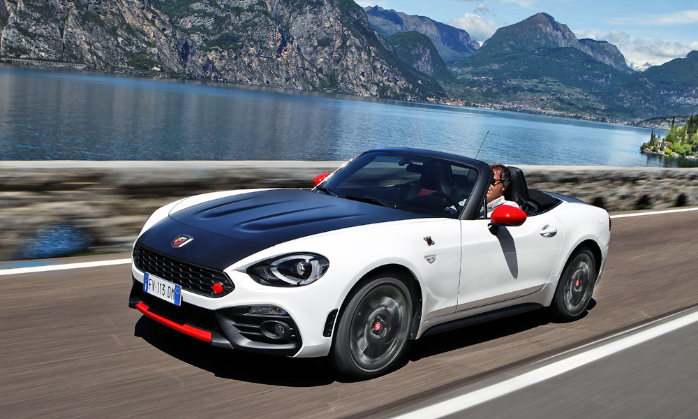 Abarth 124 Spider confirmed for South Africa - CAR magazine