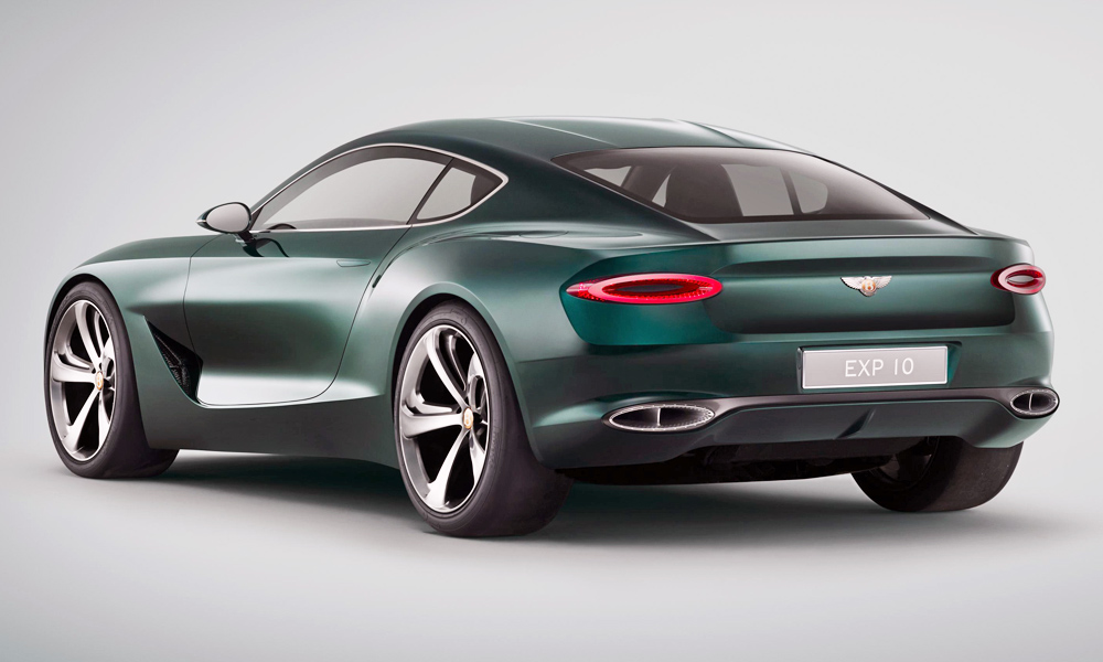 Bentley Barnato two-seater set to arrive in 2019 - CAR magazine