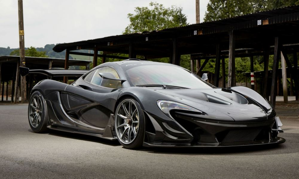 Lanzante to build five special McLaren P1 LM models
