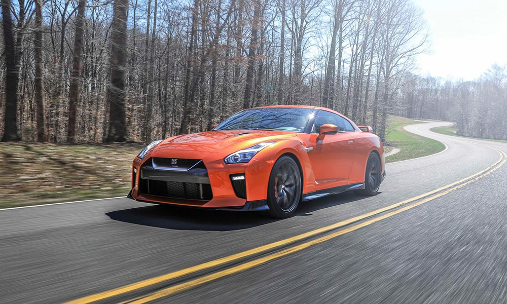 Subtle refinements have made the 2017 Nissan GT-R more rounded than before