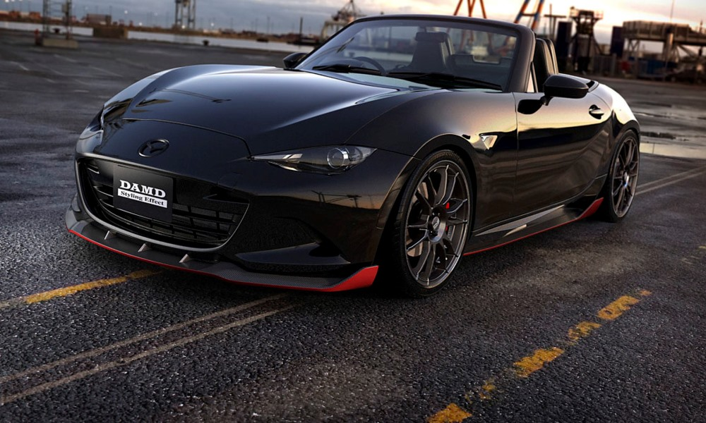 DMAD takes this MX-5 to the next level