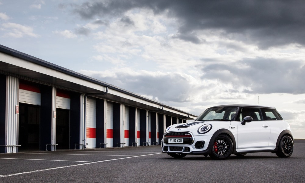Mini reveals its limited JCW Challenge