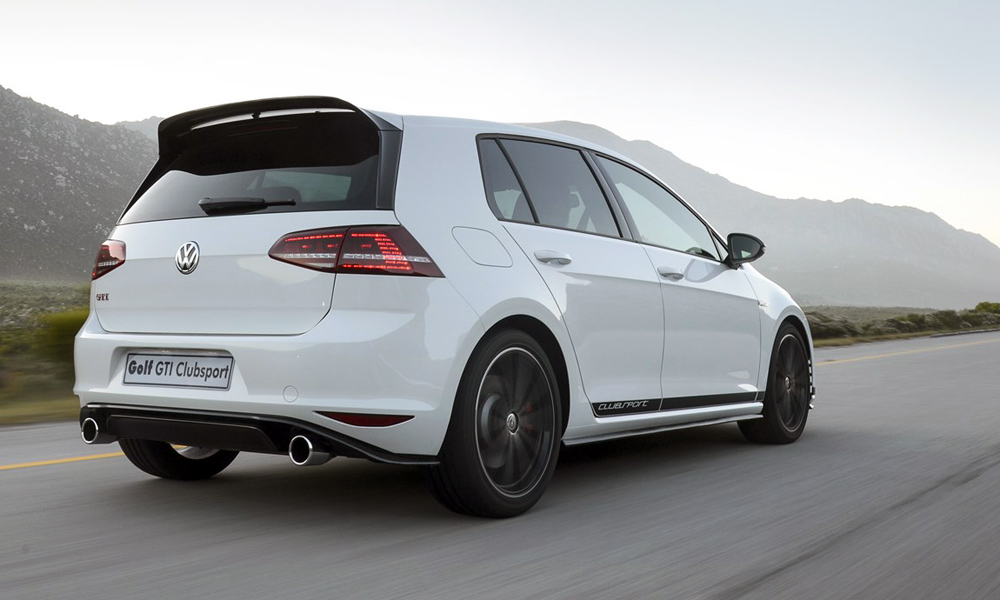 here 39 s how much the golf gti clubsport costs in sa car magazine. Black Bedroom Furniture Sets. Home Design Ideas