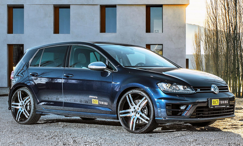 O.CT Tuning VW Golf R