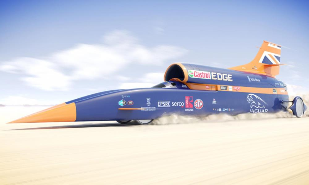 Bloodhound project back on course