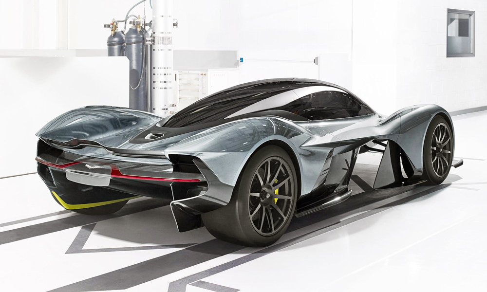 AM-RB 001 hypercar