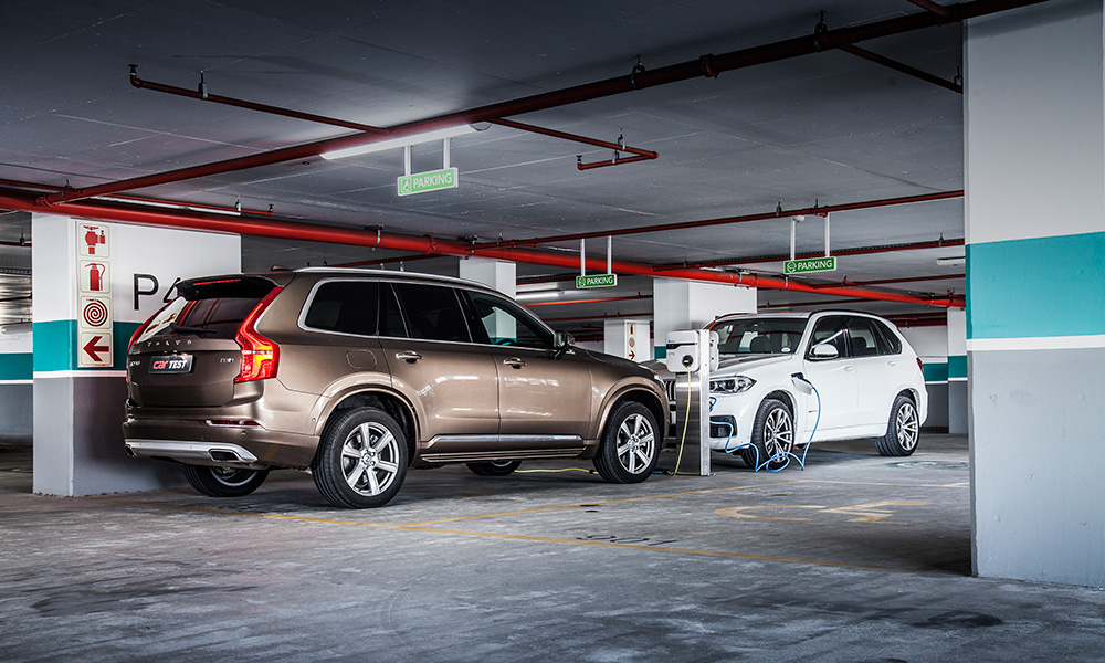 test volvo cx 90
