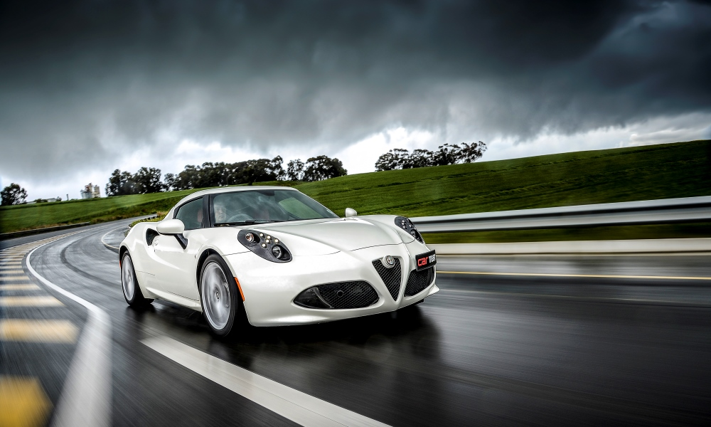 Alfa Romeo unlikely to renew the 4C