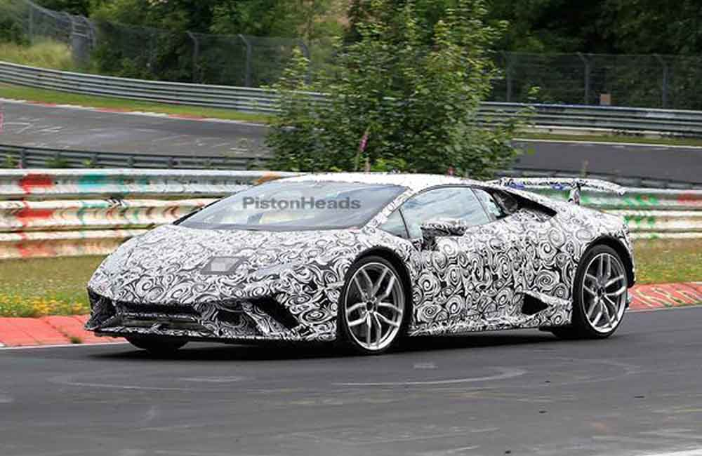 Lamborghini Huracan Superleggera side