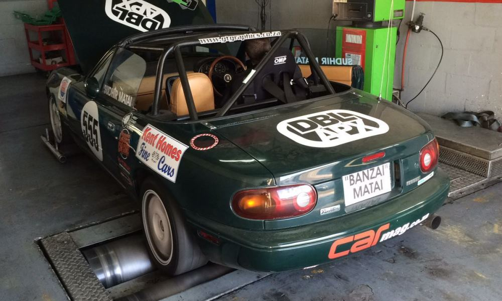 Project MX-5: Part 12 (Tuning for speed)