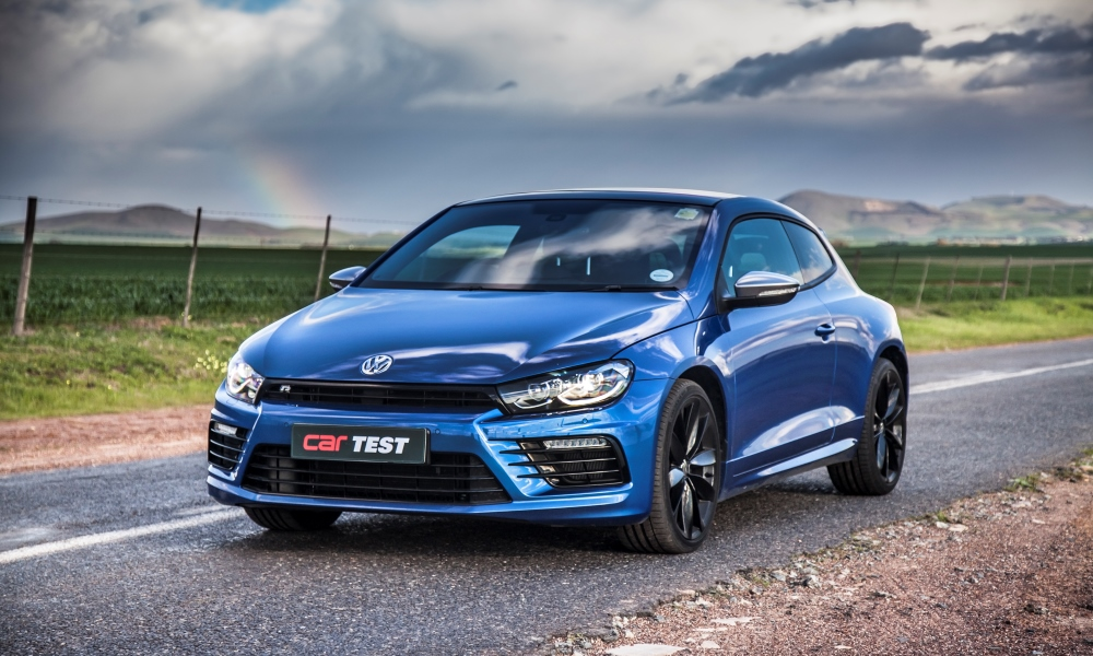 driven volkswagen scirocco r car magazine. Black Bedroom Furniture Sets. Home Design Ideas