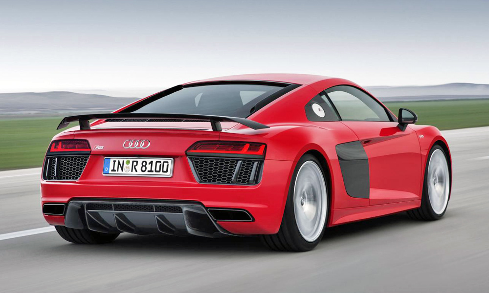 Heres How Much Youll Pay For The New Audi R In SA CAR Magazine - Price of audi r8
