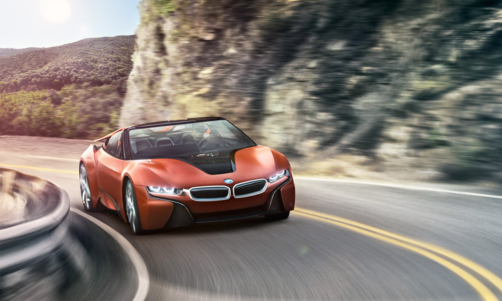 The iNEXT concept, previewing the fully autonomous BMW of 2021?