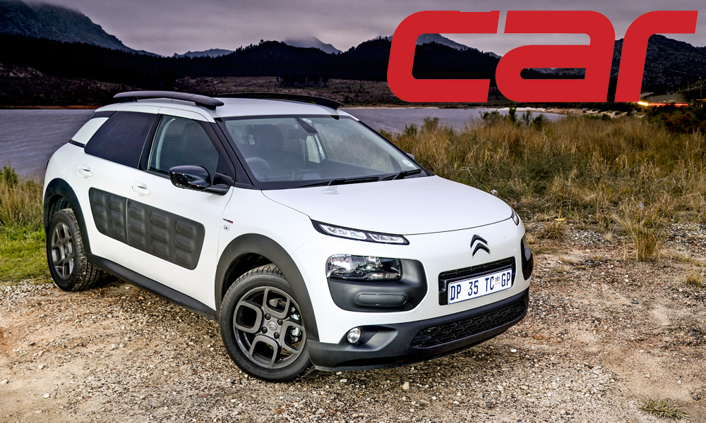 Citroen C4 Cactus wrap-up