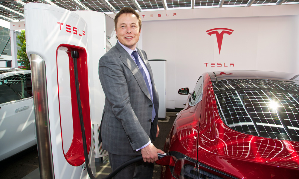CEO Elon Musk says Tesla probably coming to SA in 2019