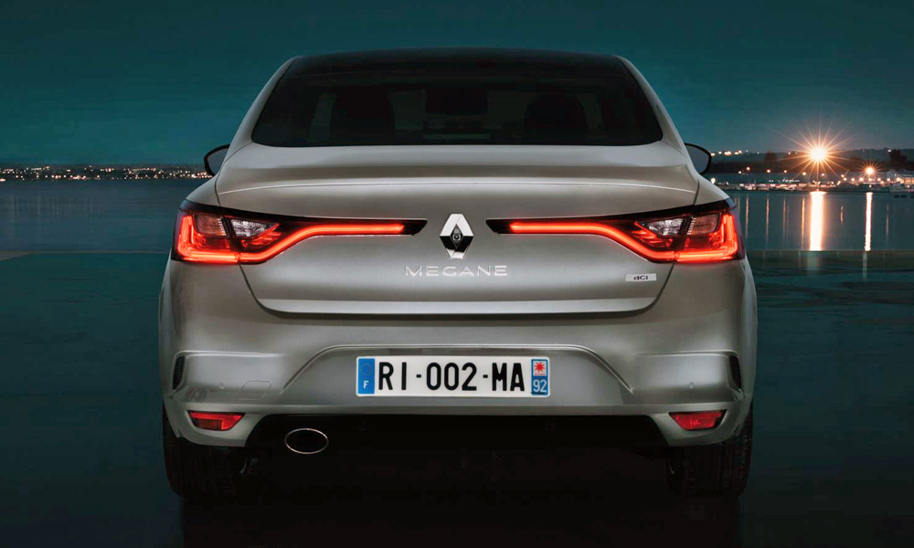 Meet The New Renault Megane Grand Coupe Car Magazine