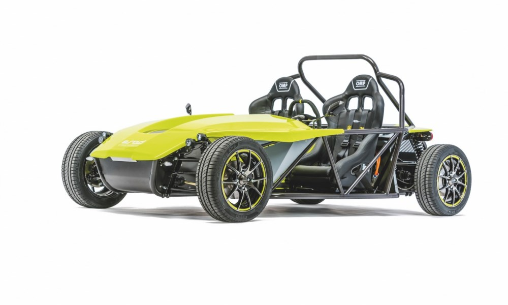 Kyburg eRod gives Atom-like driving with a green touch