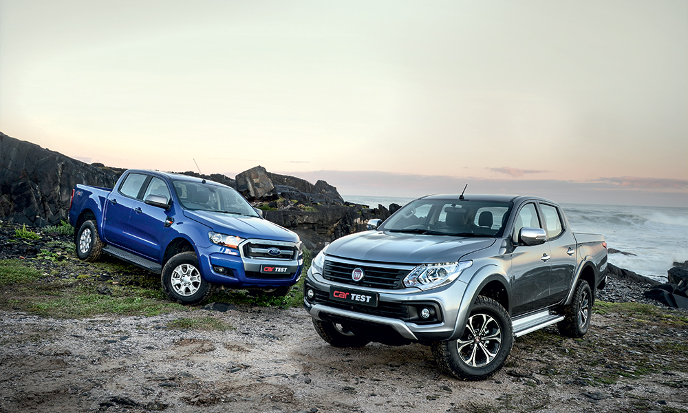 Can the Fiat Fullback take the fight to the Ford Ranger?