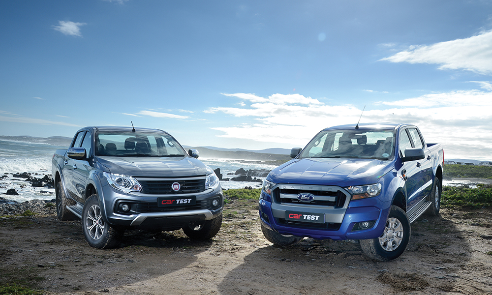 Fullback styling is more exuberant than that of the Ranger.