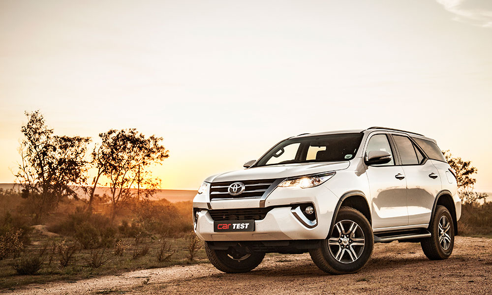 Road Test Toyota Fortuner 2 4 Gd 6 4x2 Car Magazine