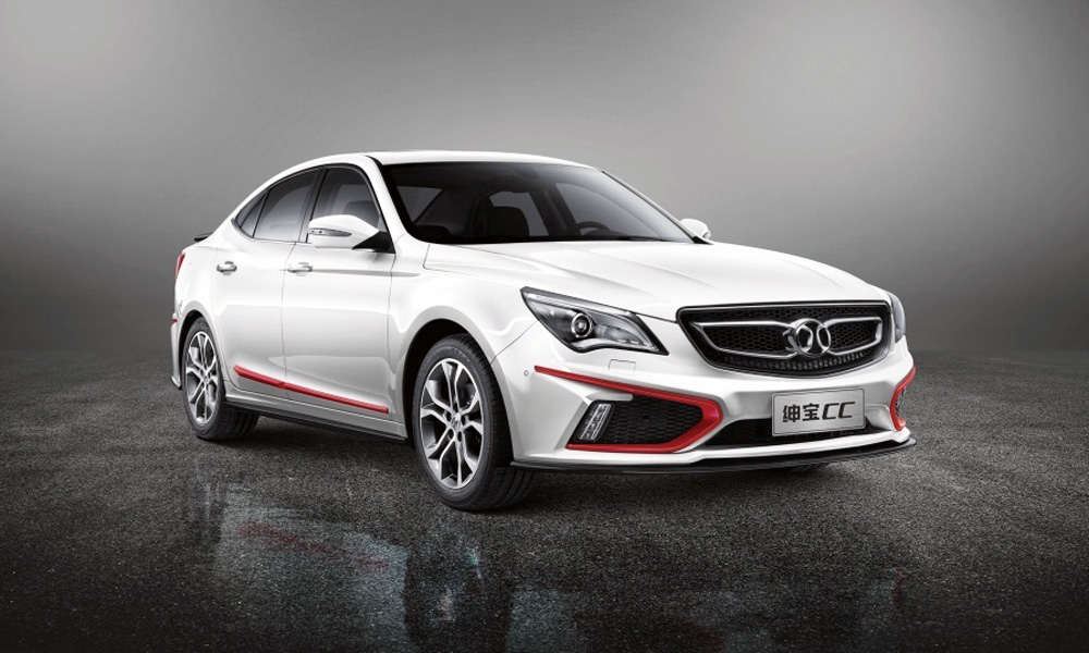 China S Baic To Build Cars From Old Mercedes Parts Car