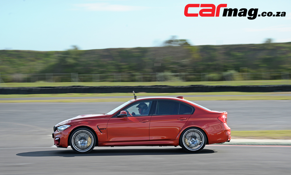 BMW M3 M-DCT Competition Pack