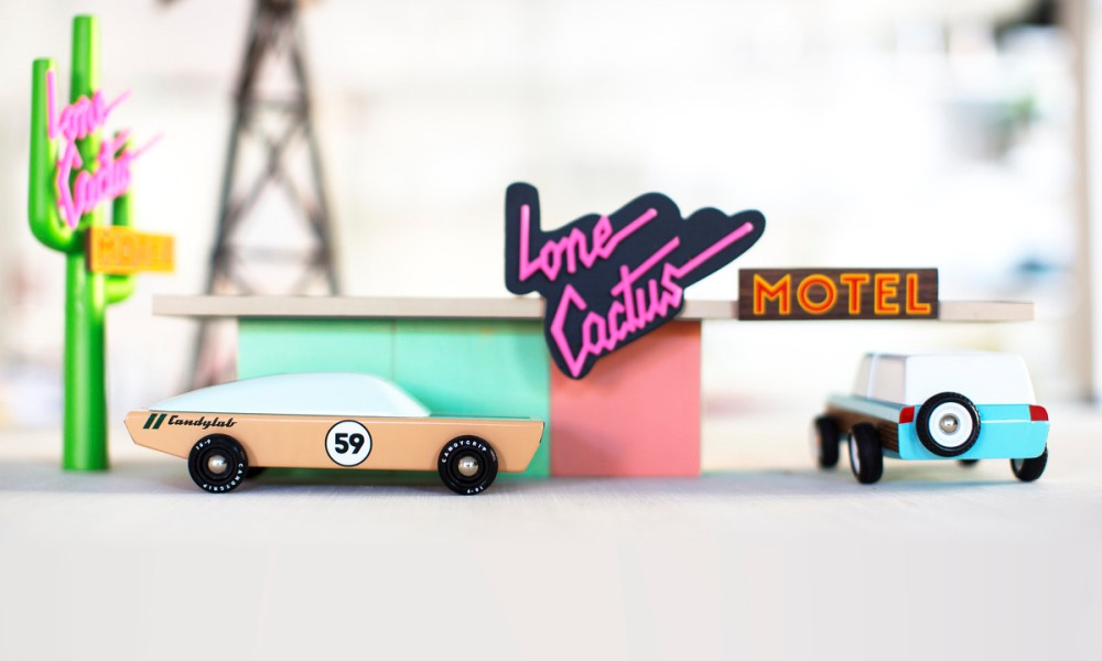 Candylands new line of toys are something to desire.