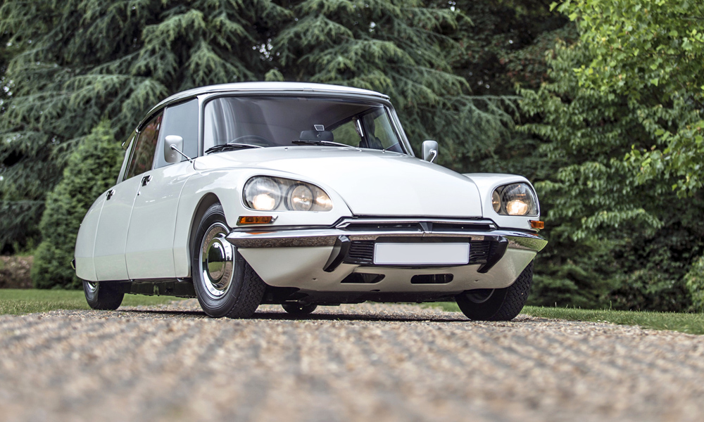 Is this the finest Citroën DS in the world?