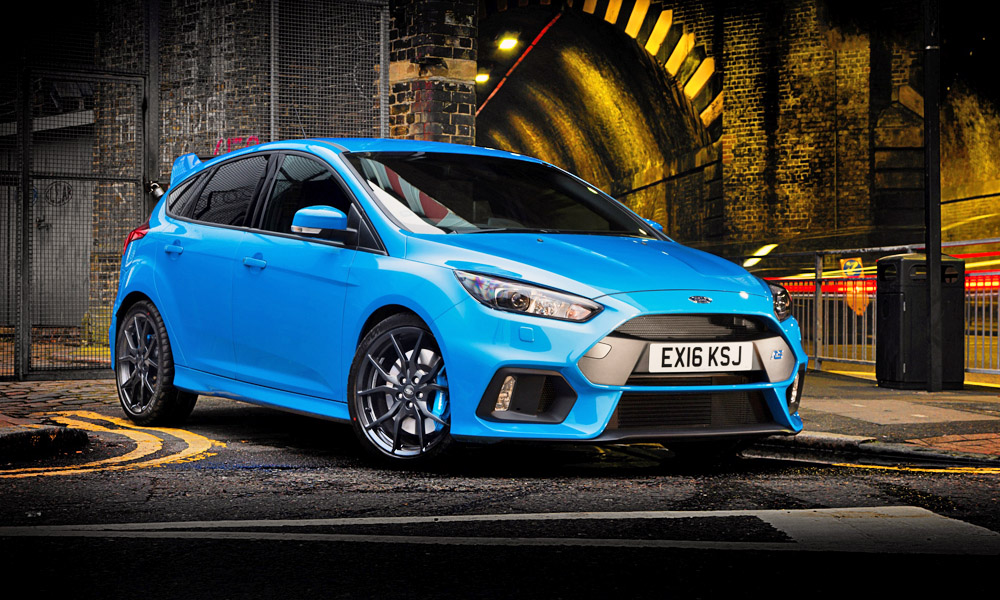 Ford Focus RS gets Mountune upgrade