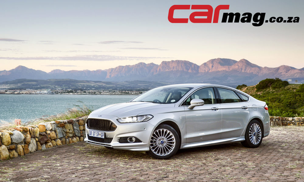 VIDEO: Ford Fusion 2,0 EcoBoost long-term wrap-up - CAR magazine
