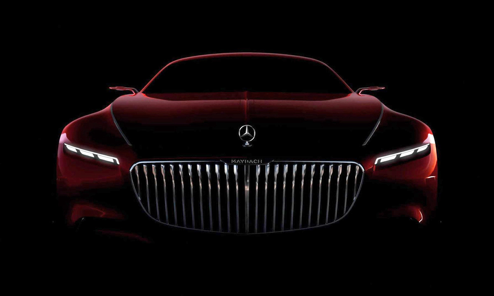 Mercedes-Maybach teaser