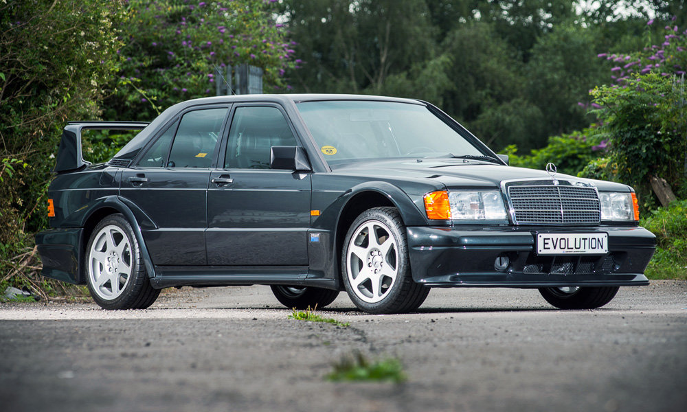 1990 Mercedes-Benz 190E 2,5-16 Evolution II