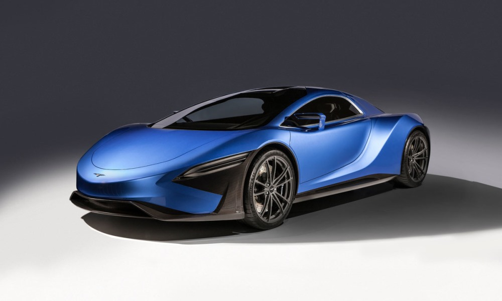 Giugiaro family to develop Chinese GT96 supercar.