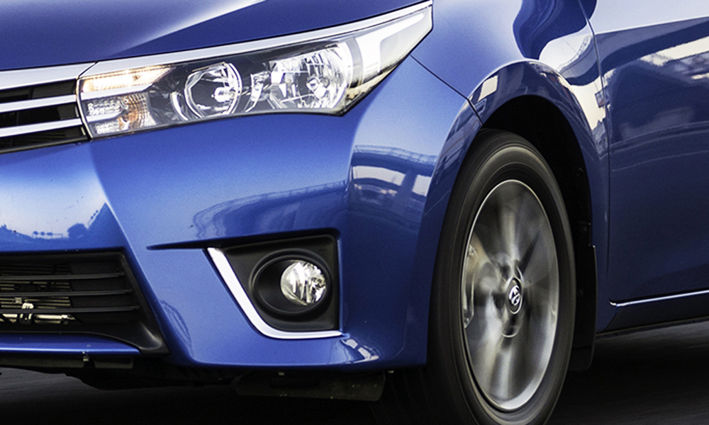Toyota Corolla, the best-selling car in the world in the first half of 2016.