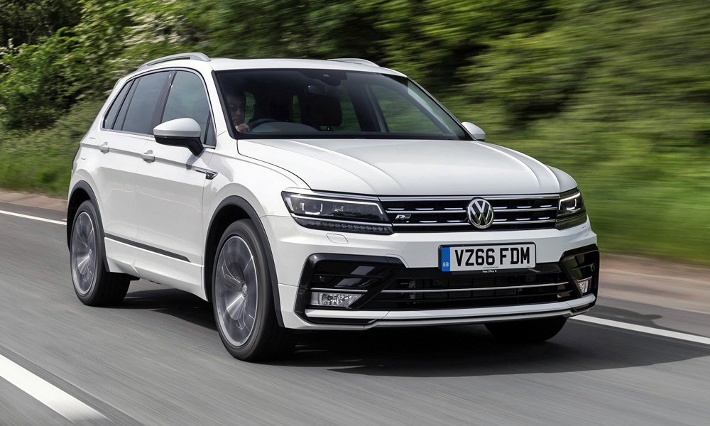 The Volkswagen Tiguan Will Be Available Locally With R Line Styling Package
