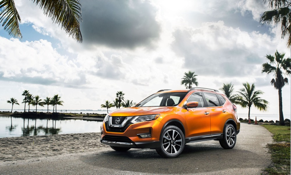 Nissan X-Trail facelift revealed