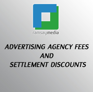Advertising Agency Fees And Settlement Discounts