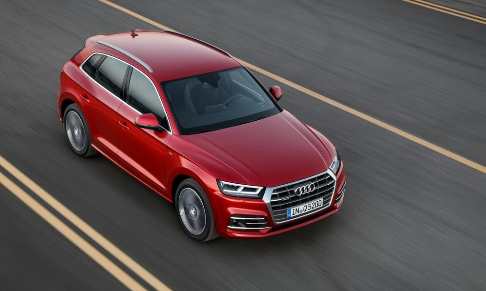 Six engine options have been announced for the Q5.