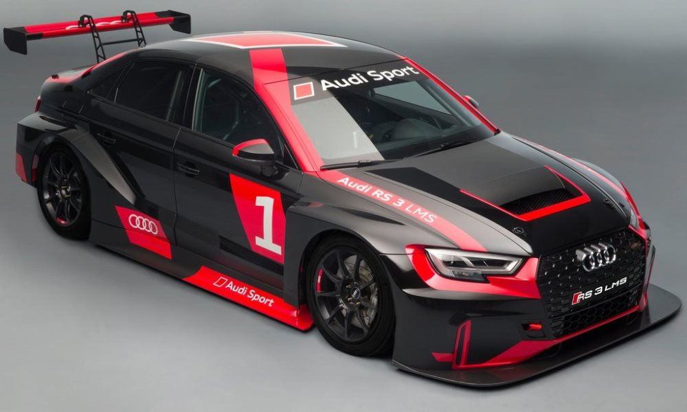 The RS3 LMS was a bit of a surprise.